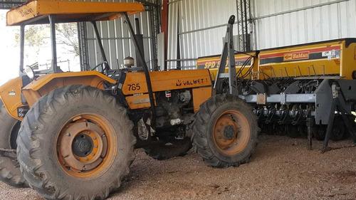 tractor valmet 785