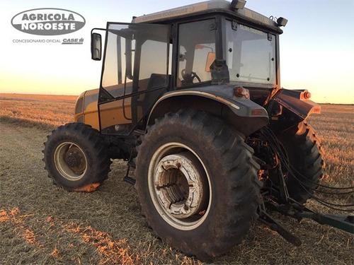 tractor valtra bm 120, doble tracción, rod. simple