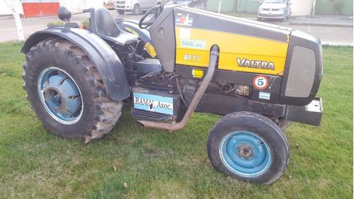 tractor valtra usado bf 75 con tercer punto.