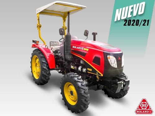 tractor viñatero angosto roland h040 4x4 40hp