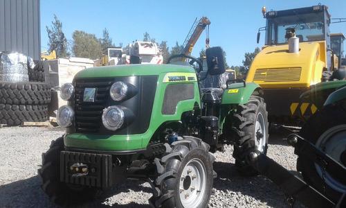 tractor viñatero estrecho 4x4  doble traccion