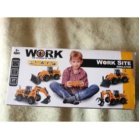 Tractor Work Ref