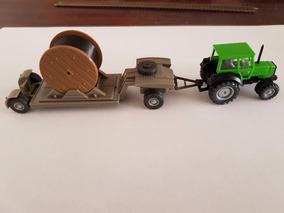 Y Arrastre Carro De Wiking Ho Tractor Escala WEYDH2e9I