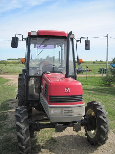 tractor yanmar f535 4x4