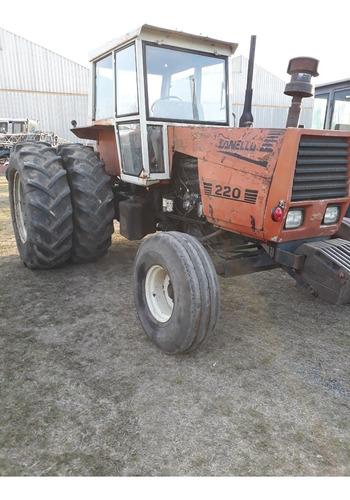 tractor zanello 220