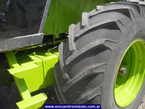 tractor  zanello 250 motor cummins 150 hpcosechagro