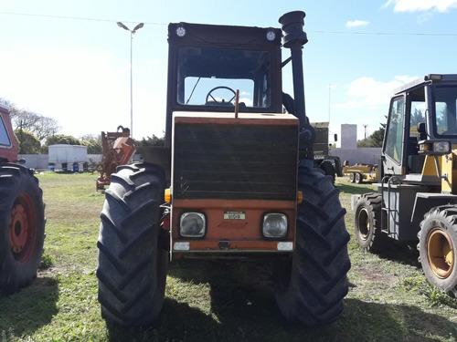 tractor zanello 4-200 df motor deutz articulado