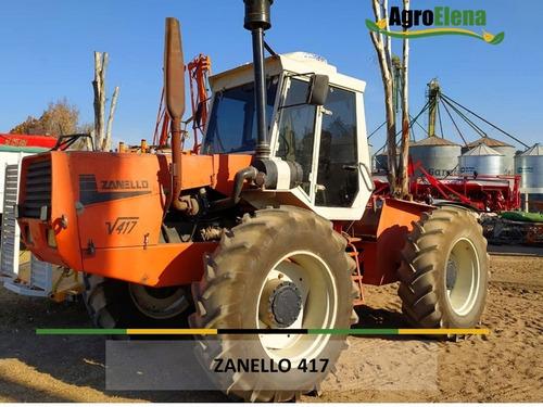 tractor zanello 417