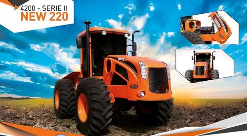 tractor zanello 4200 new 220
