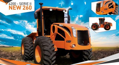 tractor zanello 4200 new 260