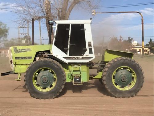 tractor zanello 460 articulado cummins 160 hp