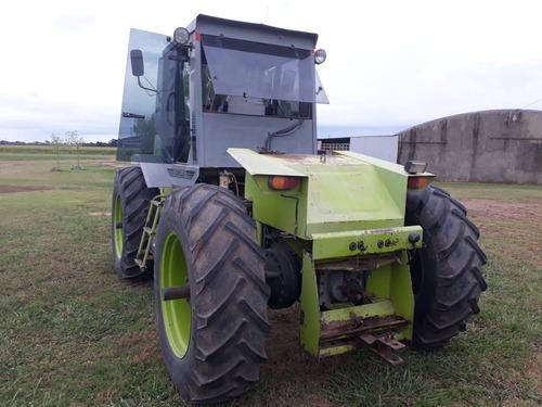 tractor zanello 460c articulado tracción doble