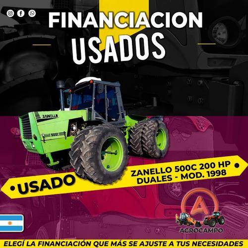 tractor zanello 500 c