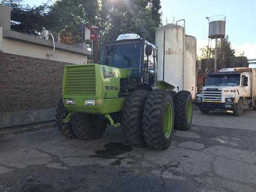 tractor zanello 500 c articulado rodado dual tracción doble