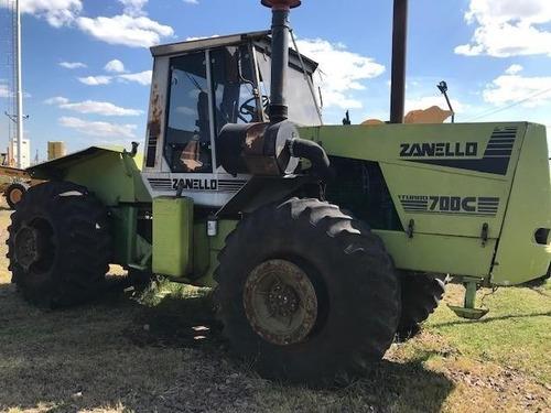 tractor zanello 700 turbo