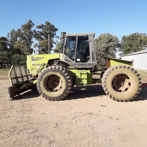 tractor zanello articulado 540