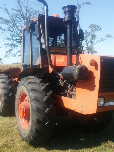 tractor zanello articulado