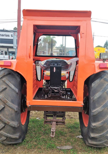 tractor zanello up 10 con cabina