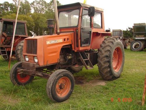 tractor zanello v-210 motor deutz 5 cilindros reparado