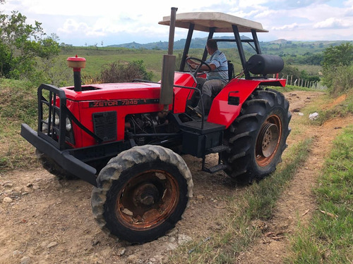 tractor zetor 7245