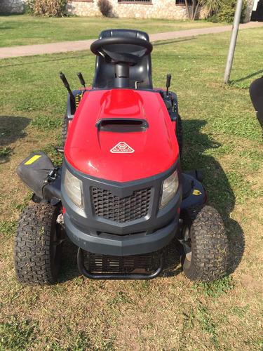 tractorcito cortacesped roland h108 motor b&s 17,5hp corte42