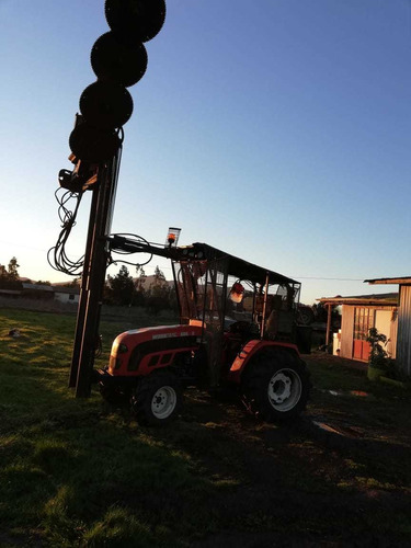tractor/equipo poda