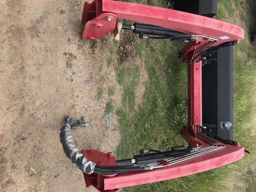 tractores agricola cargador frontal mf dl120 remato nuevos