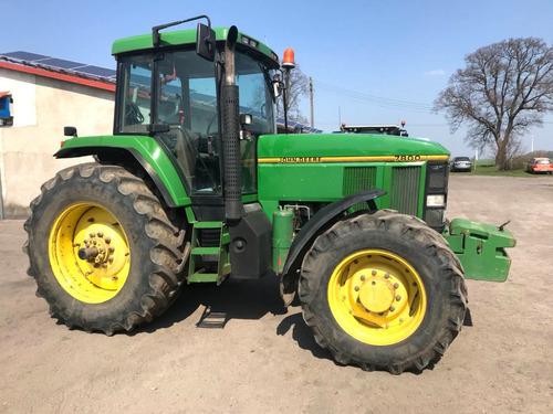tractores agricola john deere 7800 170 hp importados