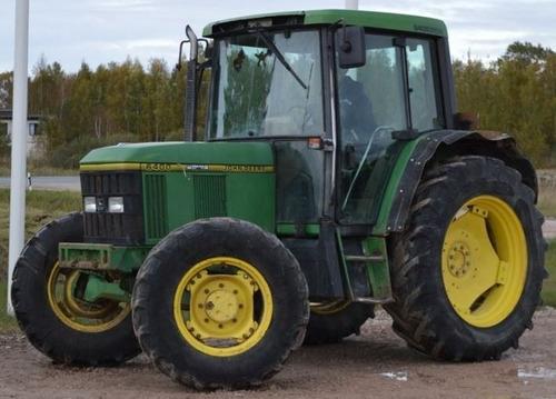 tractores agricolas john deere desde 100 a 300 hp-importados