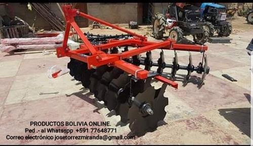 tractores catarpilar arados
