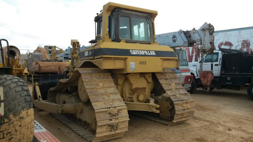 tractores caterpillar modelo d6r y d7r