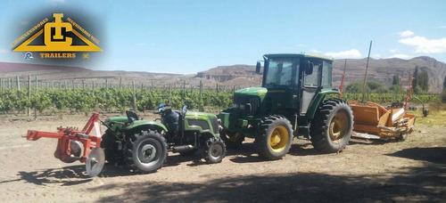 tractores chery bylion 30/50/70 hp hanomag anticipo y cuotas