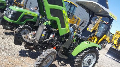 tractores chery bylion 30hp 4x4 doble y simple traccion
