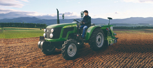 tractores chery bylion rd300 avicola, con pala ideal granja