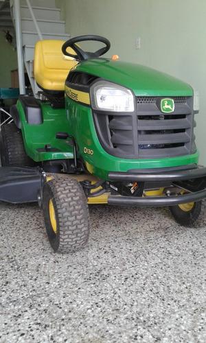 tractores de jardin john deere d130