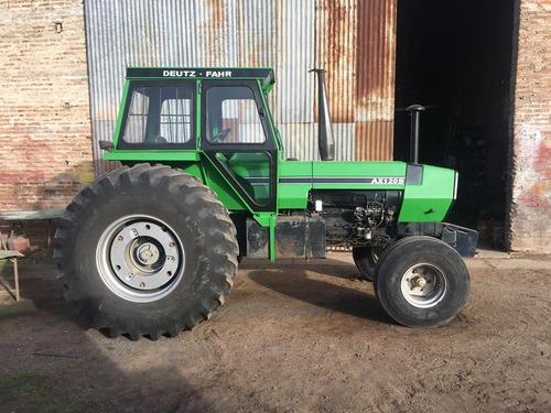 tractores deutz ax-120  repintado, rodado 23-1-30