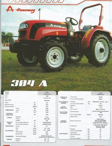 tractores hanomag 304a precio final