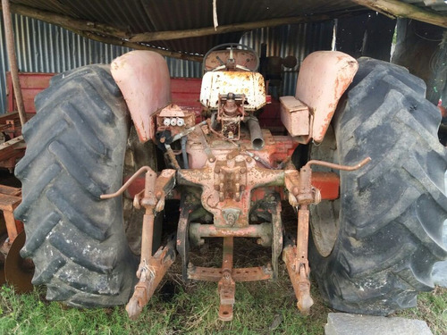 tractores international w4 y allis-chalmers d19 diesel