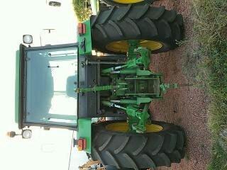 tractores john deere 3050 - 3650