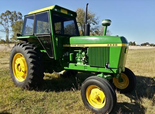 tractores john deere 3530