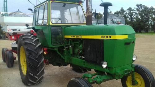 tractores john deere 3530, tres arroyos!