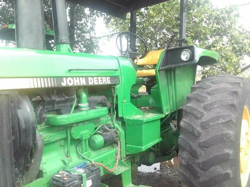 tractores john deere 4440 y 4455 en perfectas condiciones
