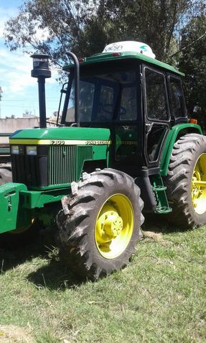 tractores john deere 6300