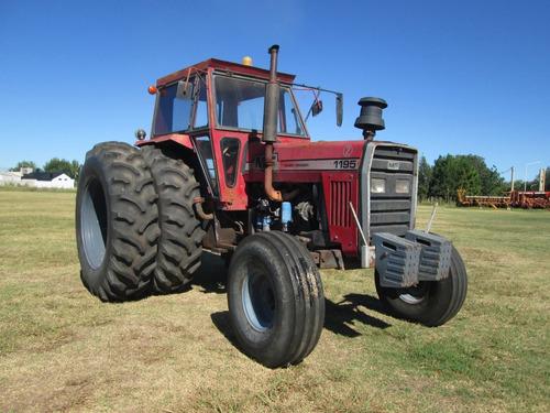tractores massey ferguson 1195