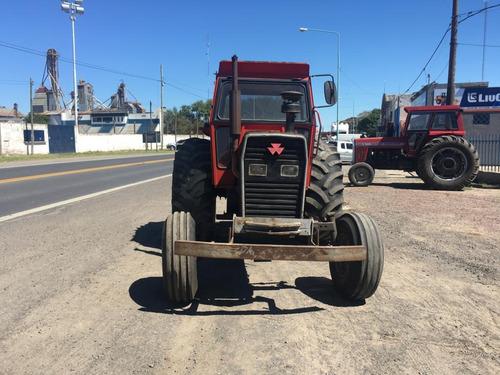 tractores massey ferguson 1195s año 1986