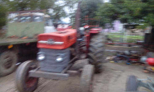 tractores massey ferguson 165 y 35x impecables