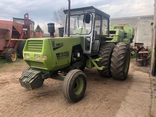 tractores zanello 230 cc año 1998, con duales 18-4-34.