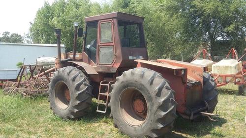 tractores zanello - mercedes 1518