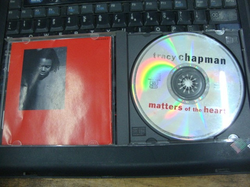 tracy chapman - matters of the heart - cd importado
