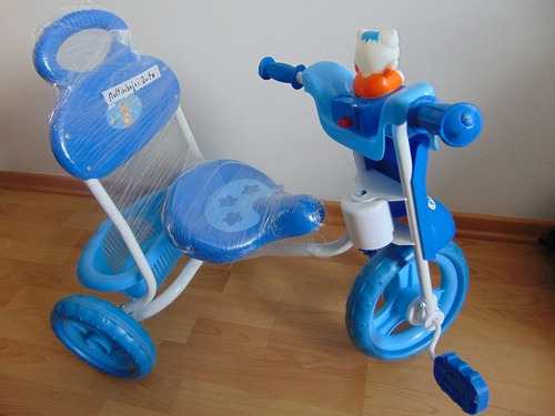 tradicional triciclo para niños de plastico.. super oferta